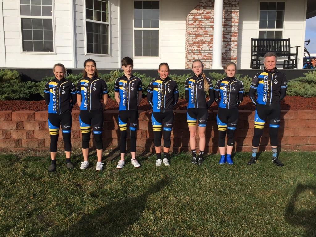 Junior Cycling Team_2016