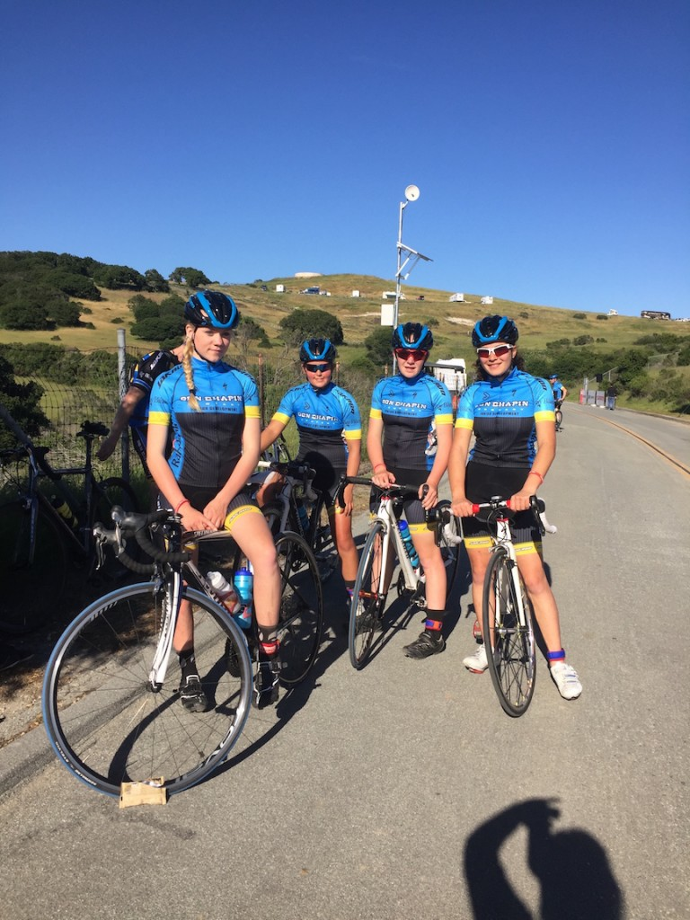 Jr Team at Sea Otter