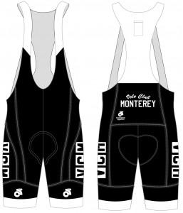 Velo Club Razor Pro Bib Shorts